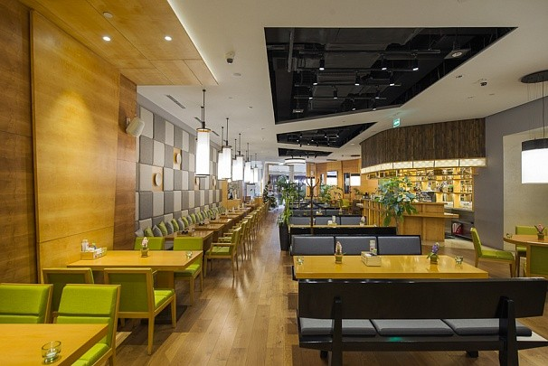Крокус вегас ресторан эдоко